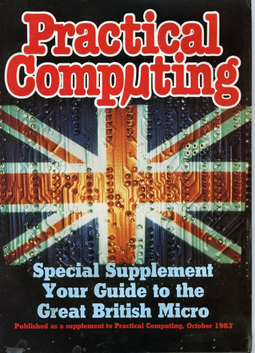 Scan of Document: Special Supplement Practical Computing - October 1983