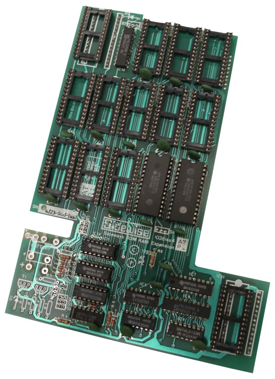 Scan of Document: ATPL Sidewise - Sideways ROM/RAM Board
