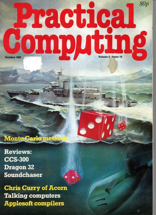 Scan of Document: Practical Computing - October 1982