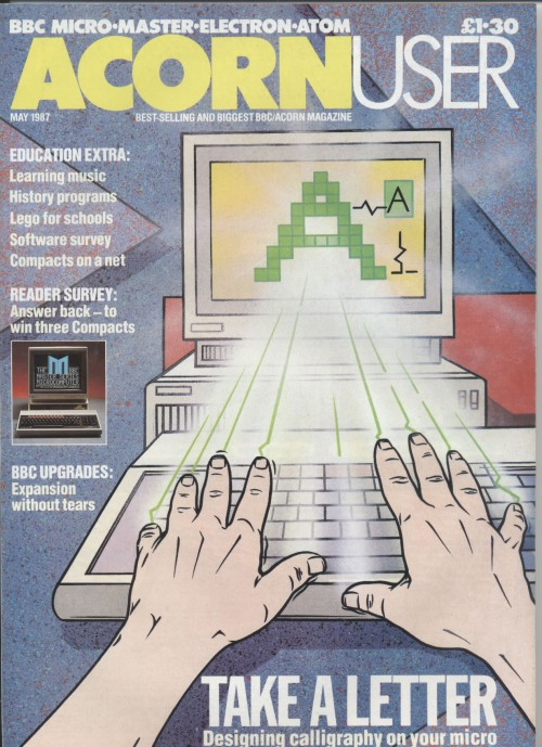 Scan of Document: Acorn User - May 1987