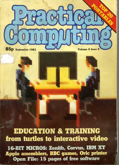 Scan of Document: Practical Computing - September 1983