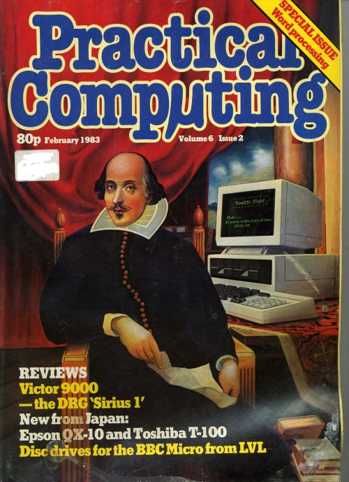 Scan of Document: Practical Computing - February 1983