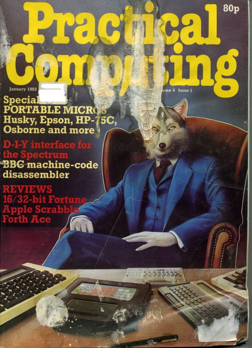Scan of Document: Practical Computing - January 1983