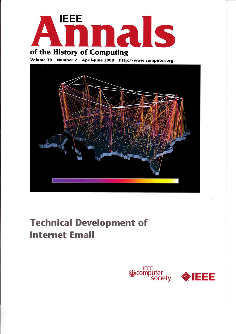 Scan of Document: IEEE Annals of the History of Computing - April-June 2008