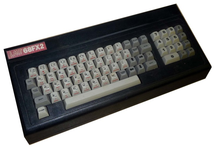 Scan of Document: LMT 68FX2 Keyboard for the Spectrum