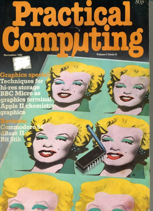 Scan of Document: Practical Computing - November 1982, Volume 5, Issue 11