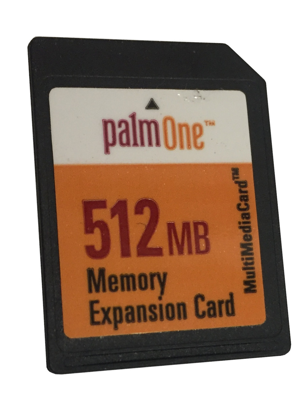 Scan of Document: palmOne 512MB Memory Expansion Card