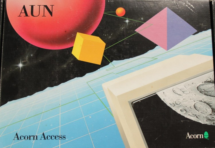 Scan of Document: Acorn Access+ Release 2 AEH78