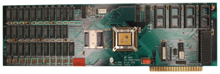 Scan of Document: Acorn PC ARM Co-Processor