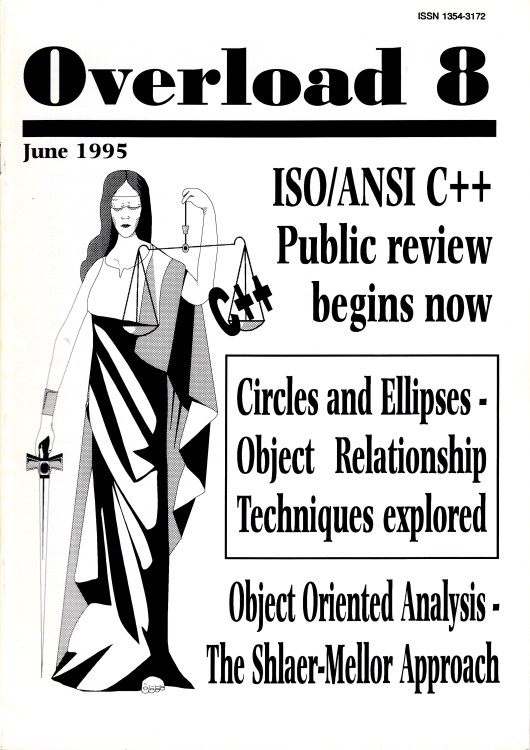 Scan of Document: Overload - Issue 8 - June 1995