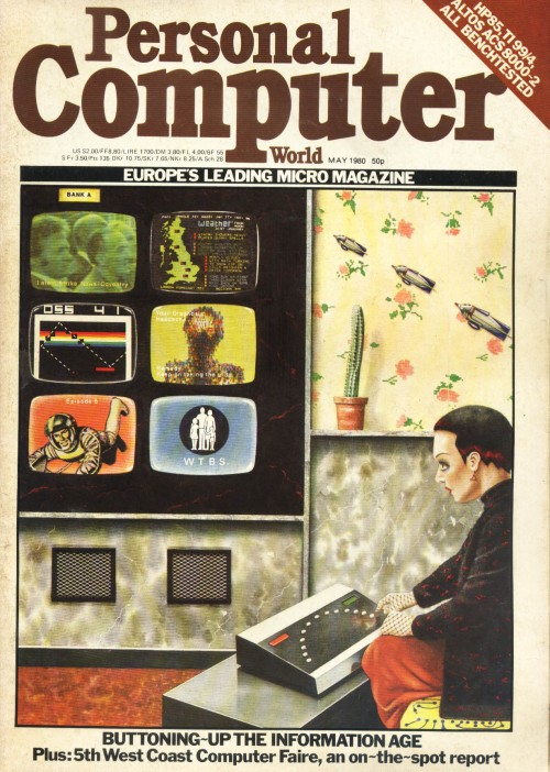 Scan of Document: Personal Computer World - May 1980