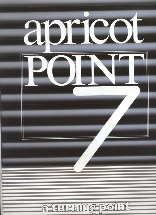 Scan of Document: Apricot Point 7 - A Turning Point