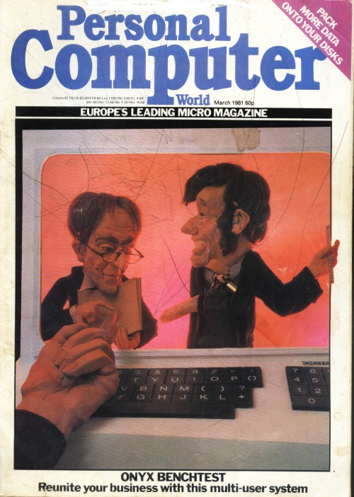Scan of Document: Personal Computer World - March 1981