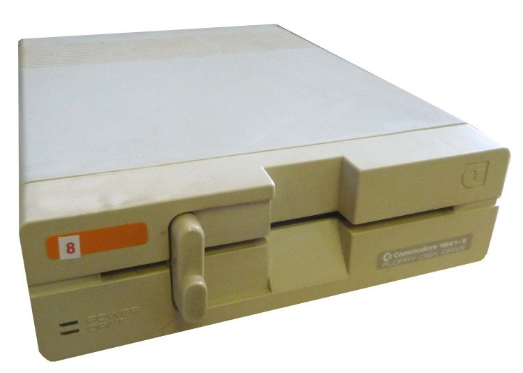 Scan of Document: Commodore 1541-II Floppy Disk Drive