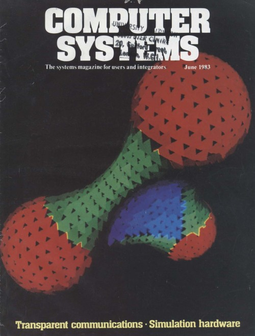 Scan of Document: Computer Systems June 1983