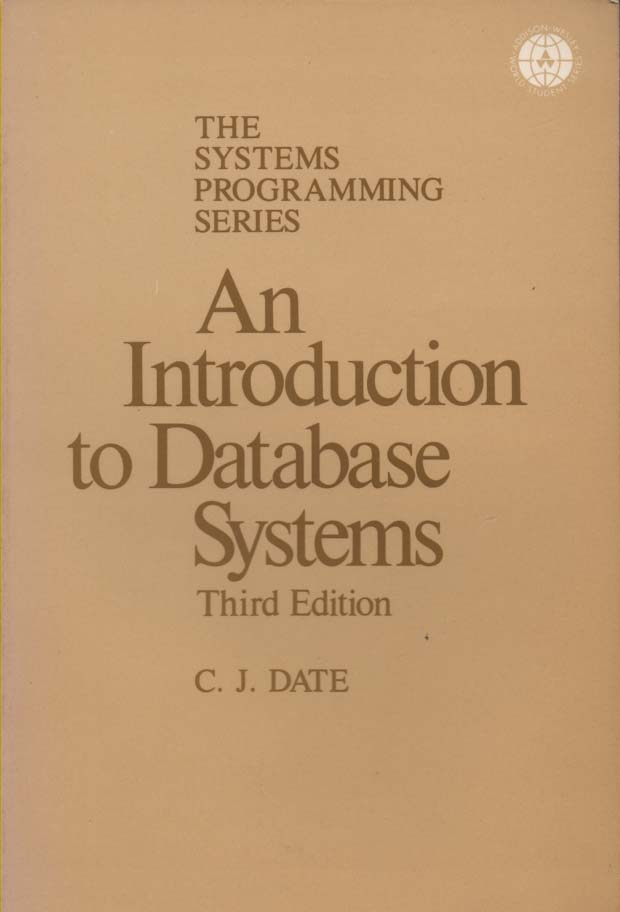 an introduction to database systems addison wesley pdf