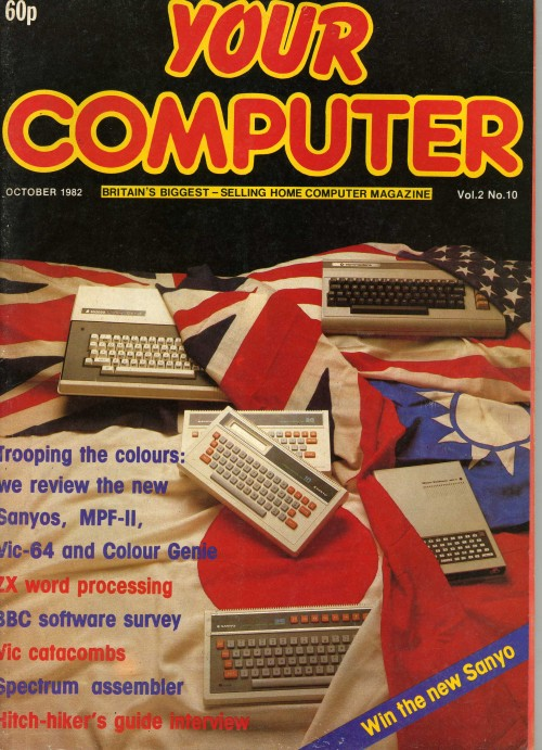 Scan of Document: Your Computer - October 1982