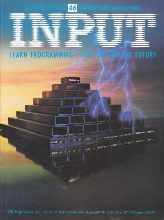 Scan of Document: Input - Issue 46