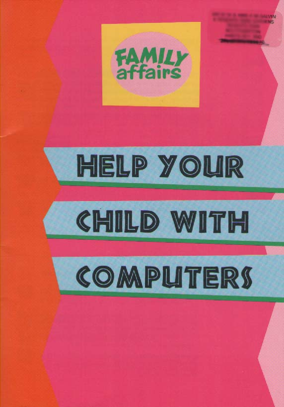 Scan of Document: BBC Help Your Child With Computers