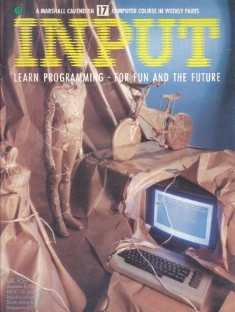 Scan of Document: Input - Issue 17