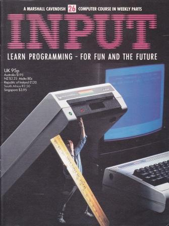 Scan of Document: Input - Issue 26