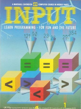 Scan of Document: Input - Issue 49