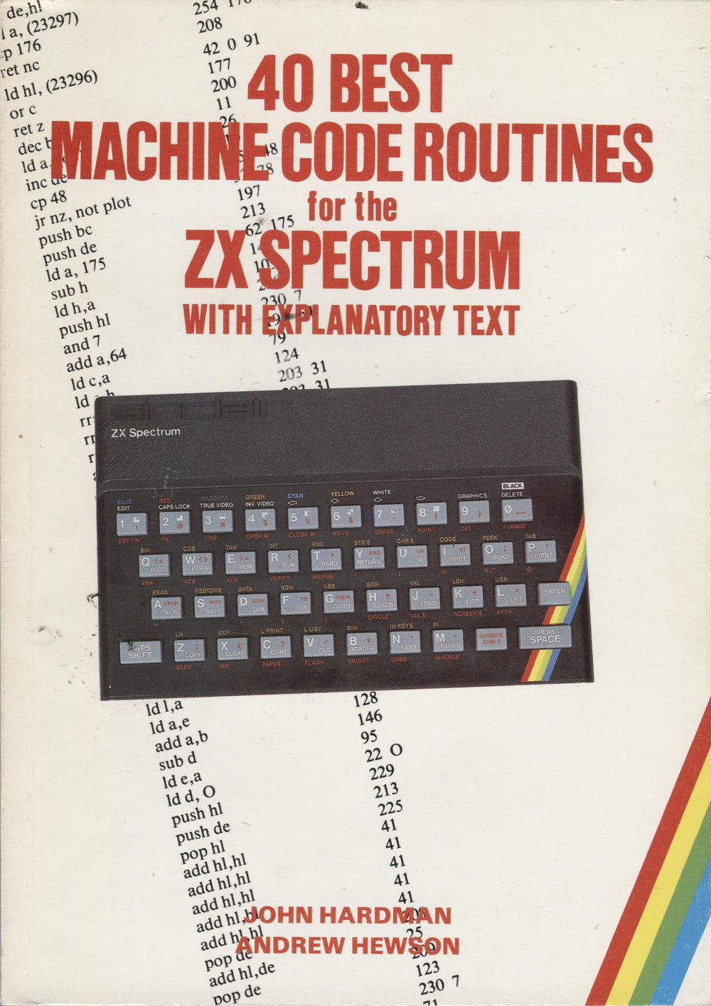 40 Best Machine Code Routines for the ZX Spectrum