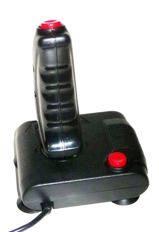 Scan of Document: Quickshot 1 Joystick