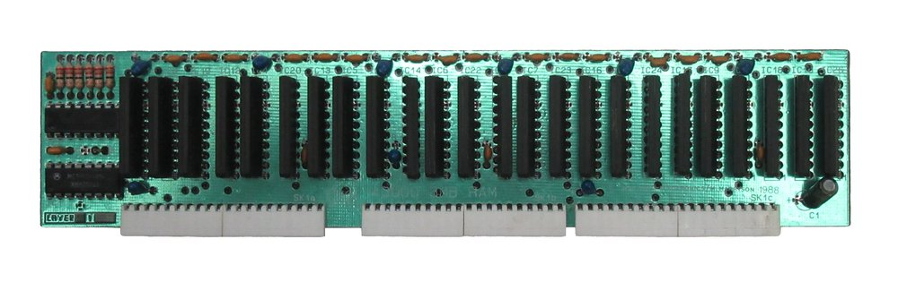Scan of Document: Watford Electronics A3000 3MB RAM