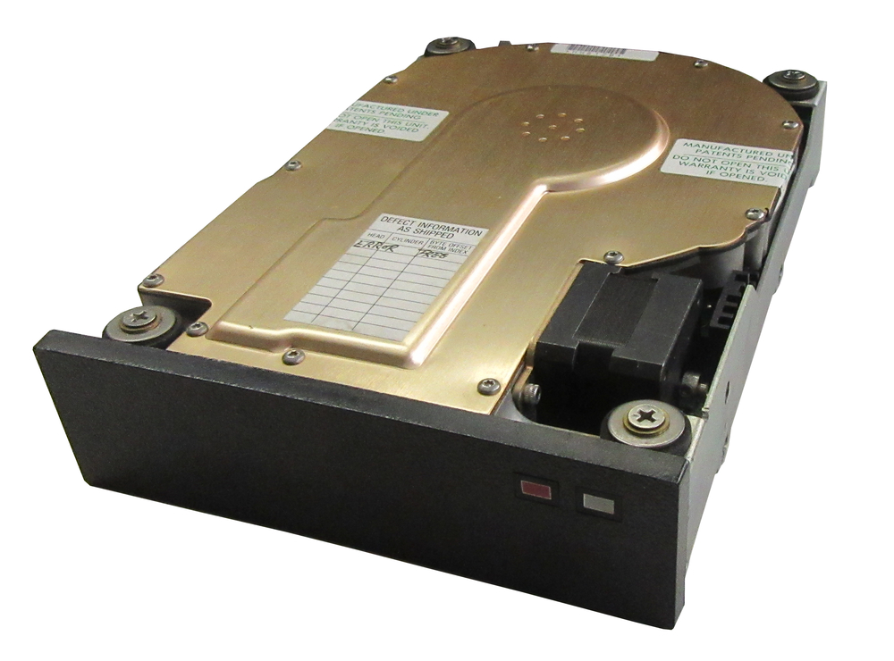 Scan of Document: Microscience HH612B Hard Disk Drive