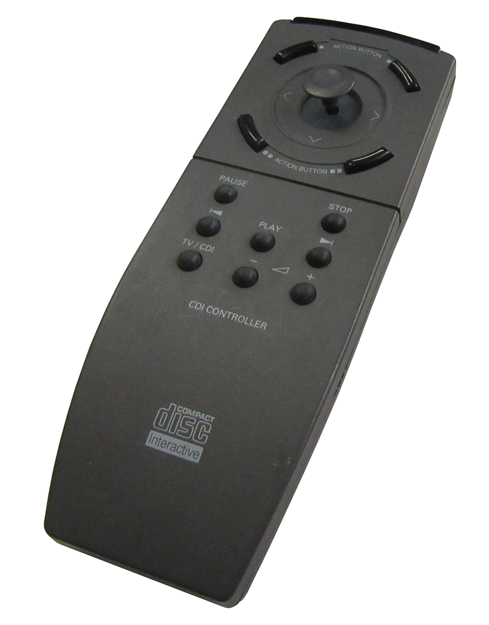 Scan of Document: Philips CD-i Thumbstick