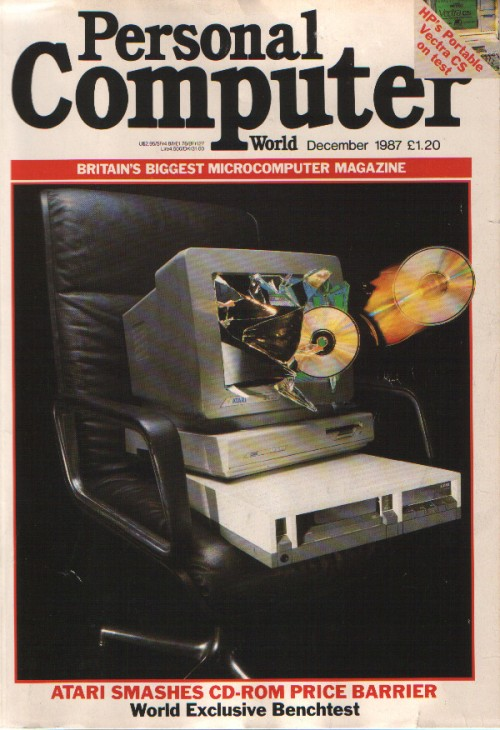 Scan of Document: Personal Computer World - December 1987
