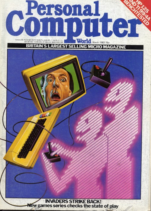 Scan of Document: Personal Computer World - March 1982