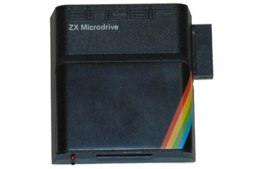 Scan of Document: ZX Microdrive