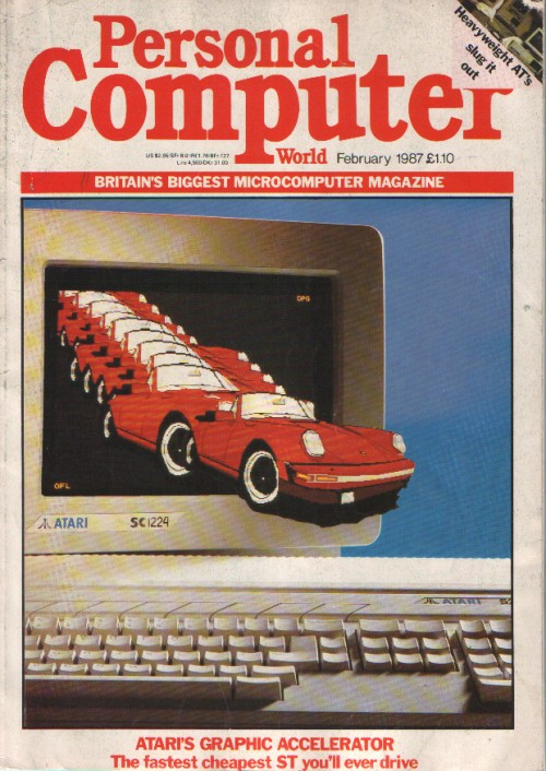 Scan of Document: Personal Computer World - February 1987