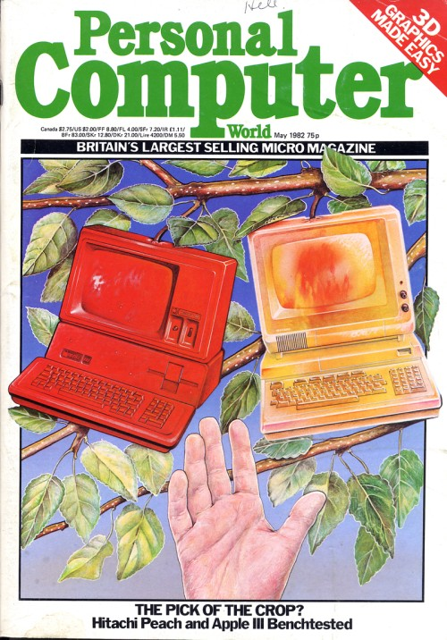 Scan of Document: Personal Computer World - May 1982