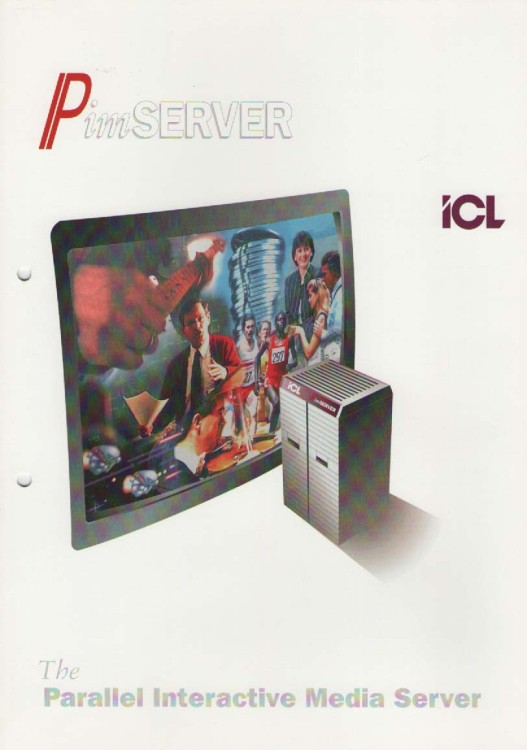 Scan of Document: ICL Pim Server