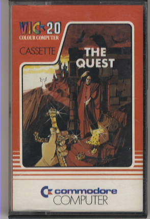 VIC-20 The Quest - Computing History