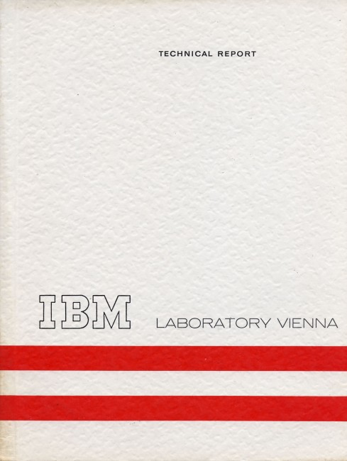 Scan of Document: A Theory for the Objects of the Vienna Definition Language