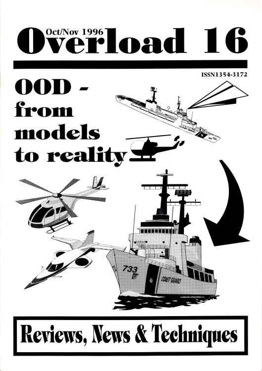 Scan of Document: Overload - Issue 16 - October/November 1996