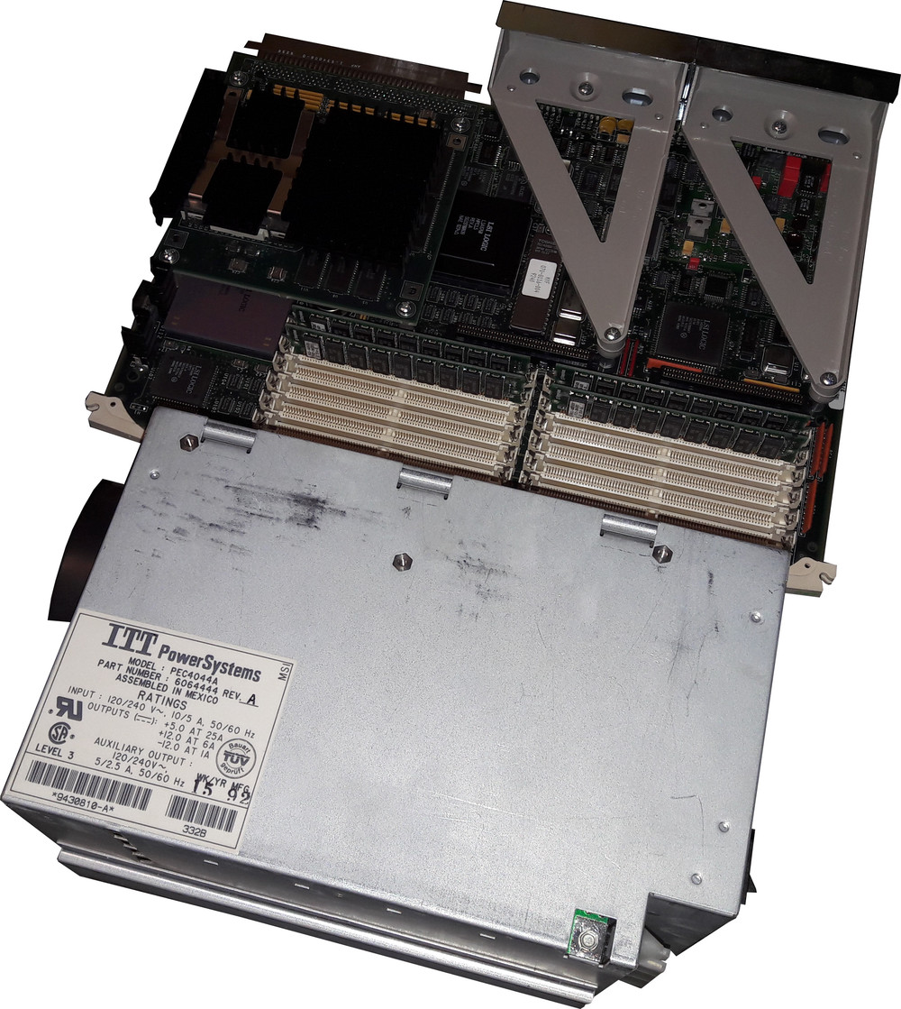 Scan of Document: SGI Silicon Graphics 3000 to 4000 Upgrade Kit