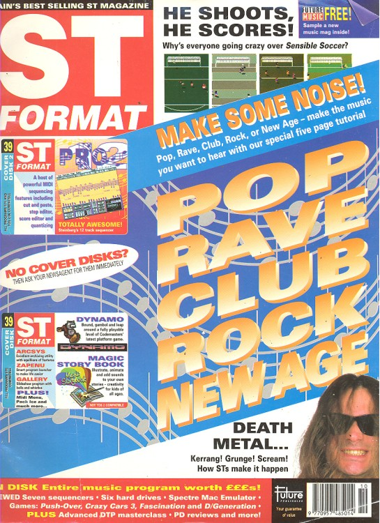 Scan of Document: ST Format - October 1992
