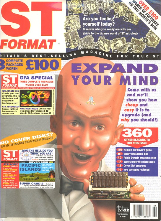 Scan of Document: ST Format - June 1992
