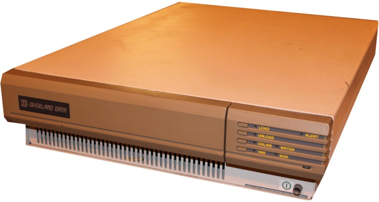 Scan of Document: Overland Data OD5612 Tape Drive