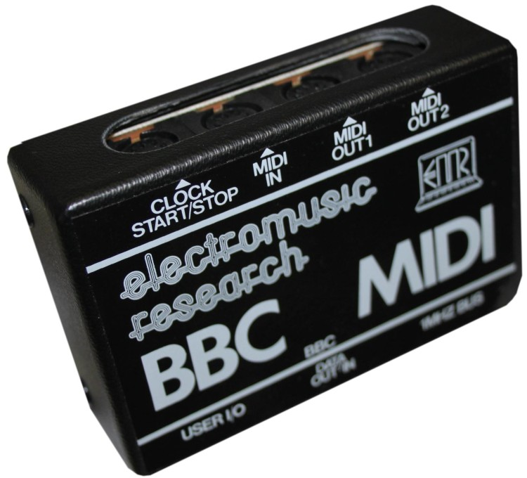 Scan of Document: EMR BBC MIDI Interface Unit