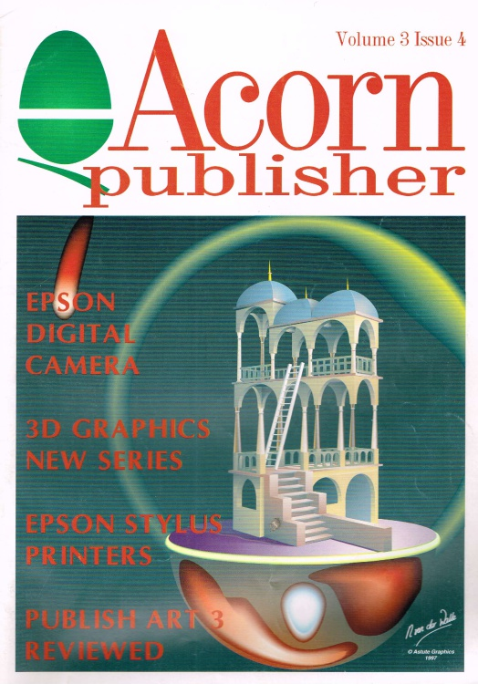Scan of Document: Acorn Publisher - Volume 3, Issue 4 (April 1997)