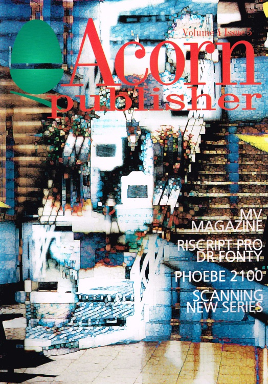 Scan of Document: Acorn Publisher - Volume 4, Issue 5 (June 1998)