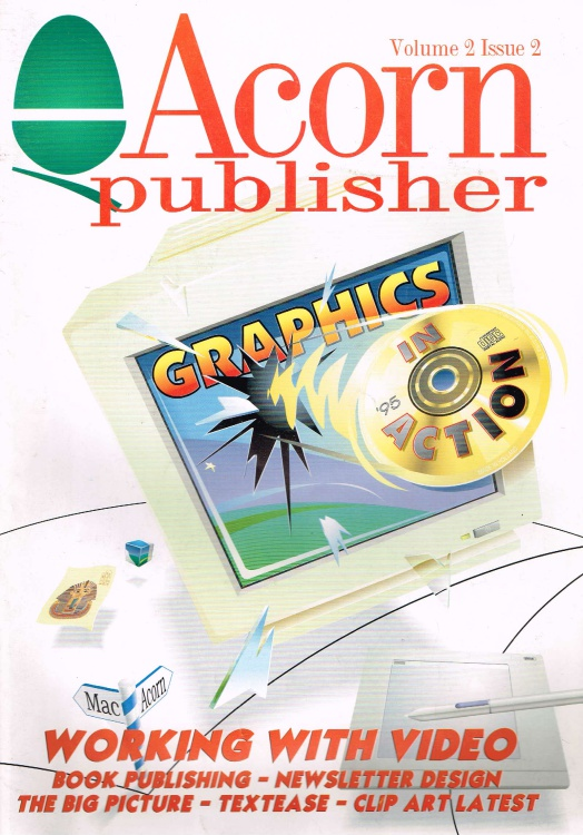 Scan of Document: Acorn Publisher - Volume 2, Issue 2 (December 1995)