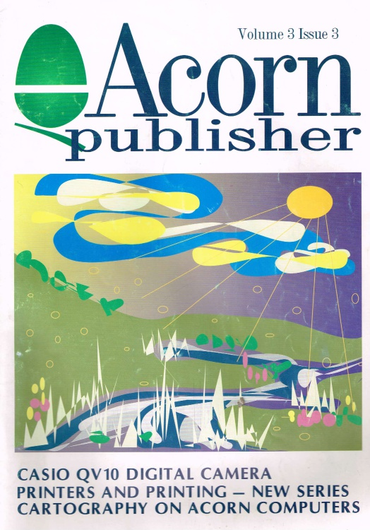 Scan of Document: Acorn Publisher - Volume 3, Issue 3 (February 1997)