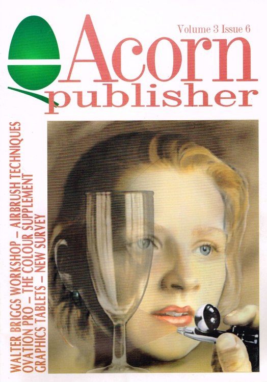 Scan of Document: Acorn Publisher - Volume 3, Issue 6 (August 1997)